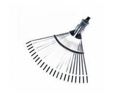 Rastrelli scopa giardino rastrello acciaio attacco a morsetto universale