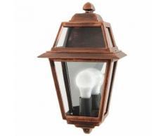Lanterna da parete Artemide in alluminio Liberti Design IG-4601-MPC