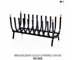 BRUCIALEGNA CULLA CON POMOLI CM. 60