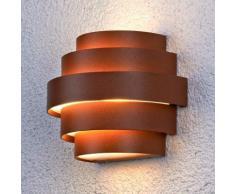Applique da parete Enisa, gradevole, LED, esterni
