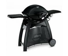 Barbecue a gas Weber Q 3200 Black con carrello modello 57012329