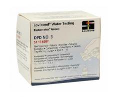 Pastiglie per analisi Cloro libero piscina DPD 3 - confezione da 500