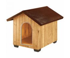Ferplast DOMUS Cuccia per cani in legno di pino nordico - 6 misure. Variante EXTRA LARGE - Misure: