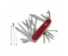 Coltellino svizzero Numero funzioni 33 Victorinox SwissChamp 1.6795 Rosso