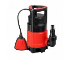 Elettropompa sommergibile in plastica ABS da 550W per acque sporche con galleggiante flottante e 10