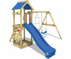 WICKEY Parco Giochi FreeFlyer Gioco da giardino in legno