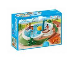 Playmobil 9422 - Piscina - Family Fun