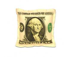 Cuscino Arredo Dollaro