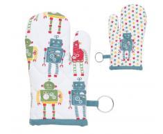 GUANTO FORNO ROBOT KIDS