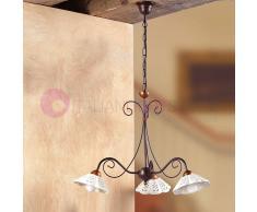 Lampadario Antico Ferro Battuto : Lampadario in ferro battuto acquista lampadari in ferro battuto