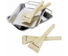 Landmann Teglie e Raschietti per Mini Barbecue 13711