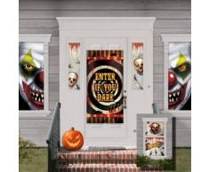 AMSCAN 33 decorazioni per la casa Halloween Taglia Unica