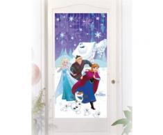 Decorazione per la porta a tema Frozen