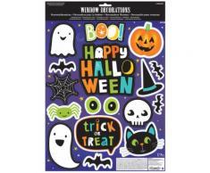 Adesivi per finestra Halloween Friends