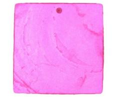 6 segnaposto quadrati fucsia