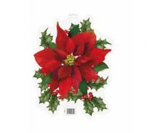 Decorazione in cartone stella di Natale
