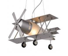 Lucide Lampada a sospensione a forma di aereo Focker
