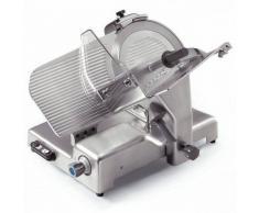 Affettatrice a gravità Sirman Lama Ø 370 Modello GALILEO 370 Motore watt 380 - Hp 0,52 Spessore di taglio mm 24