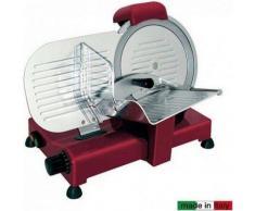 Affettatrice a gravità CE domestico serie color HotClass Modello AFD 30 RED