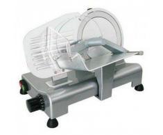 Affettatrice elettrica a gravità ergonomica GV domestica Lama diametro 195 mm Modello serie Lusso 195GL