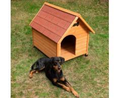 Cuccia per cani Spike Classic - L 54 x P 77 x H 67 cm