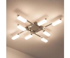 Lukretia - plafoniera LED a 8 lampade