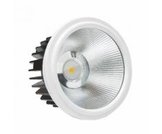 Lampada Faretto Led Ar111 Led 20w Faro incasso AR111 COB Led con trasformatore