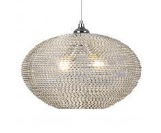 Brilliant Lampada a sospensione Finest nel design metallico