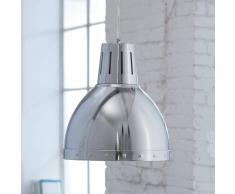 Wofi Lampada sospensione Deventer design tecnico, 23 cm