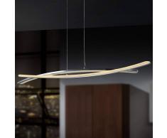 Schuller Linur - lampada LED sospensione design piatto