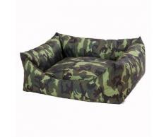 Cuccia Rodi Army Verde Leopet: 60x70 cm