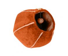 Cuccia Cat Cave Plush: 1 Cuccia Arancione