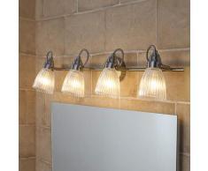 Kara - lampada per bagno con faretti LED G9