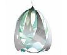 SLAMP lampada a sospensione GOCCIA (Aqua - Opalflex®)