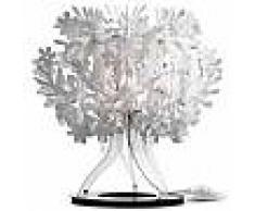 SLAMP lampada da tavolo FIORELLINA (Bianco - Cristalflex® - Opalflex®)