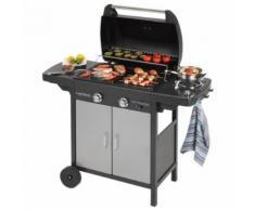 Barbecue A Gas Con Fornello Laterale Campingaz 2 Series Classic Ex...