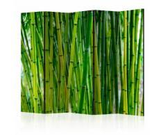 Paravento 5 Pannelli - Bamboo Forest Ii 225x172cm Erroi...