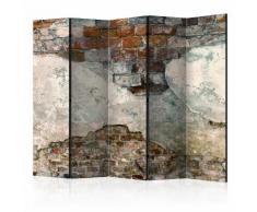 Paravento 5 Pannelli - Tender Walls Ii 225x172cm Erroi...