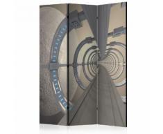 Paravento 3 Pannelli - Cosmic Tunnel 135x172cm Erroi...