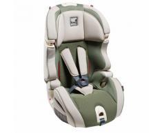 Seggiolino Auto Per Bambini Gruppo 1/2/3 9-36kg Kiwy S123 Aloe...