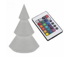 Lampada Albero Di Natale Led Da Terra Interno/esterno 16 Colori H4...