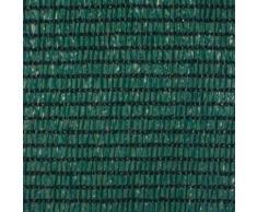Rete Frangivista 95% Da Giardino 2x50m Rama Shade Verde...
