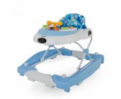 Girello Per Bambini Tundi Swing Blu...
