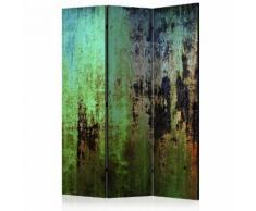 Paravento 3 Pannelli - Emerald Mystery 135x172cm Erroi...