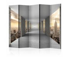 Paravento 5 Pannelli - Skyward Corridor Ii 225x172cm Erroi...
