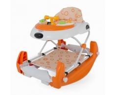 Girello Per Bambini Tundi Swing Arancione...