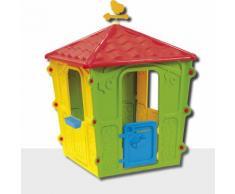 Casa Casetta Per Bambini Da Esterno 108x108x152 Cm...