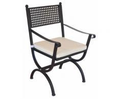 Sedie Da Giardino In Ferro : Sedia in ferro battuto acquista sedie in ferro battuto online su