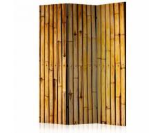 Paravento 3 Pannelli - Bamboo Garden 135x172cm Erroi...