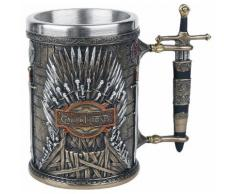 Game Of Thrones - Iron Throne Tankard - Boccale birra - Unisex - multicolore